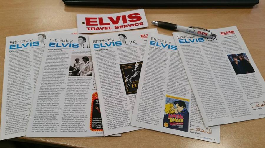 Strictly Elvis UK / The Elvis Travel Service - Strictly